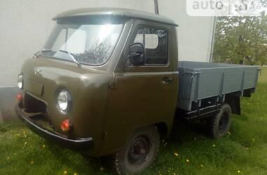 Легковий фургон (до 1,5т) УАЗ 3303 1987 в Хусті