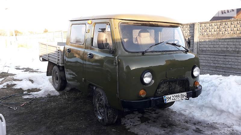 UAZ (УАЗ) 39094 2007 года в Сумах