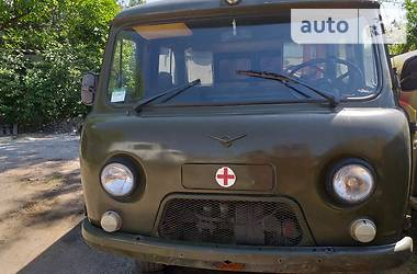 УАЗ 3962 1992 в Вінниці