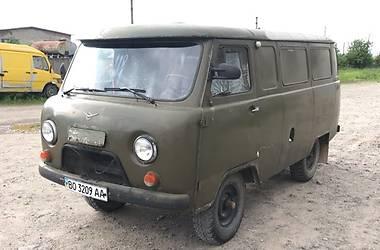 УАЗ 452 груз.-пасс. 1985 в Бучачі
