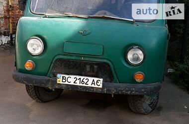 УАЗ 452 груз.-пасс. 1969 в Львове