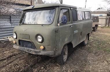 УАЗ 452 пасс. 1992 в Барышевке