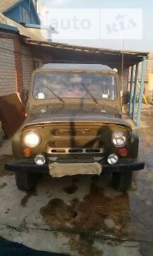 УАЗ 469 1988 року