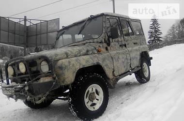 УАЗ 469 2.4 1994