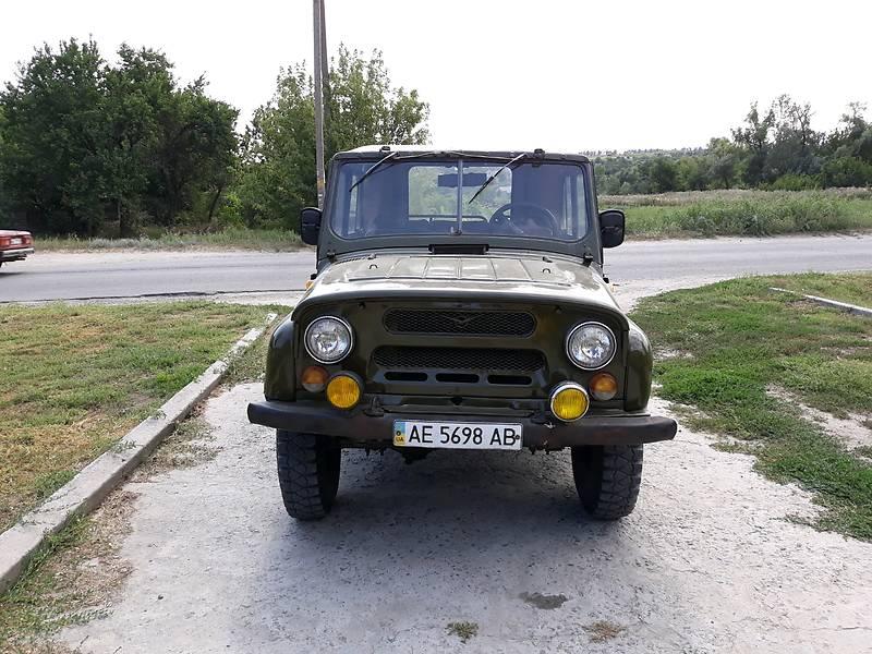 УАЗ 469 1982 в Днепре