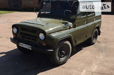 УАЗ 469 1986 в Коростене