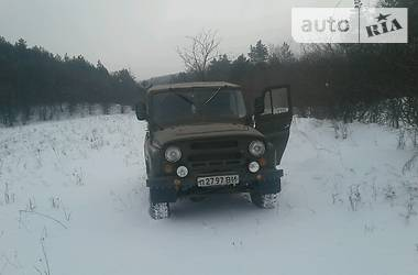 УАЗ 469 1978 в Заставной