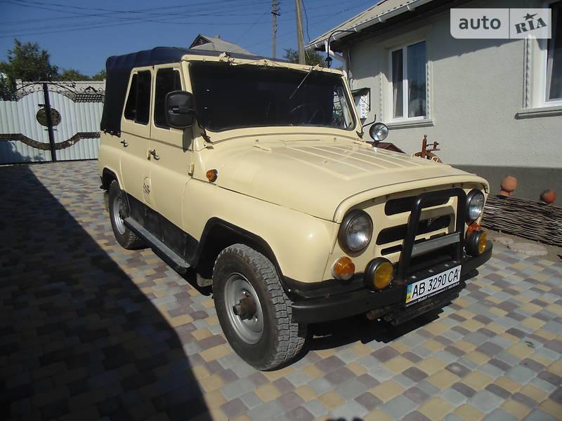 UAZ (УАЗ) 469 1994 года в Виннице