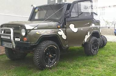 УАЗ 469 1985 в Яремчі