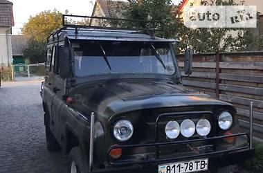 УАЗ 469 1980 в Жидачове
