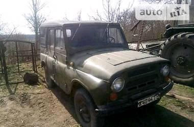 УАЗ 469 1964 в Шумске