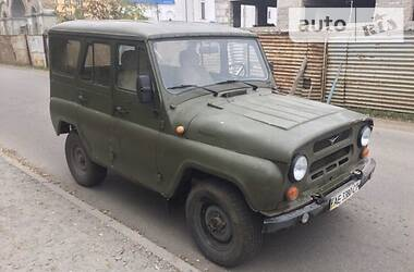 УАЗ 469 1980 в Кривом Роге
