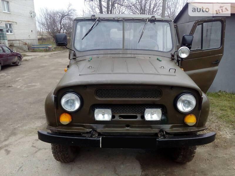 УАЗ 469 1985 в Львове