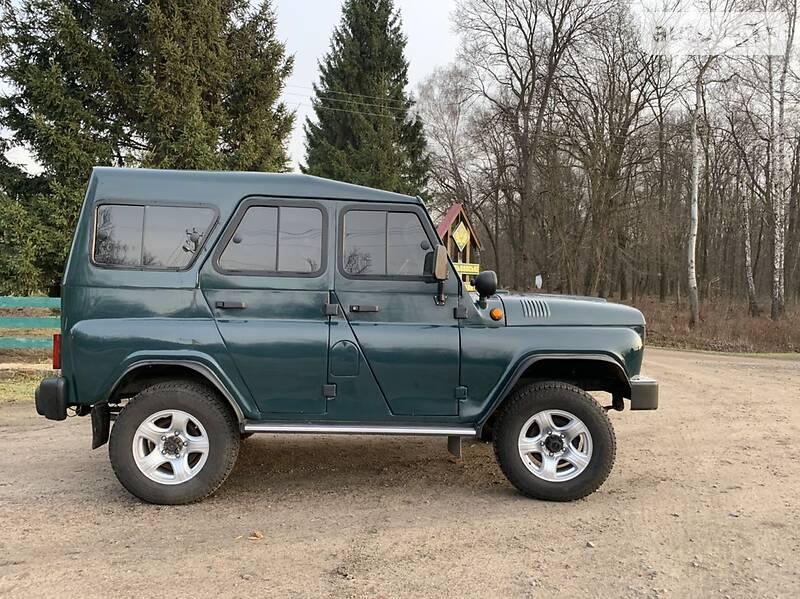 УАЗ 469 1974 в Попельне
