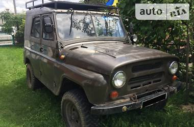 УАЗ 469Б 1980 в Костополе