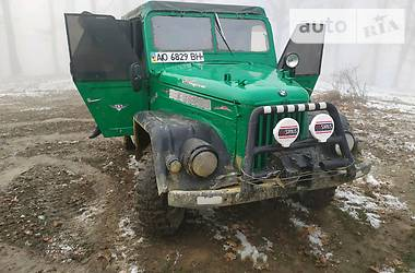 УАЗ ГАЗ 69 1992 в Тячеве