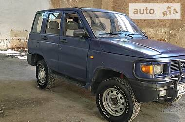 Внедорожник / Кроссовер УАЗ Патриот 1999 в Жмеринке