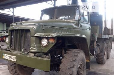 Урал 375 1990 в Каменке-Бугской