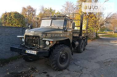 Урал 375 1984 в Каменке
