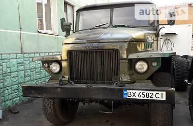 Урал 375 1973 в Хмельницькому