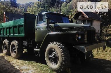Урал 375 1965 в Рахове