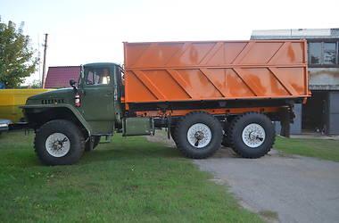 Урал 375 1981 в Конотопе