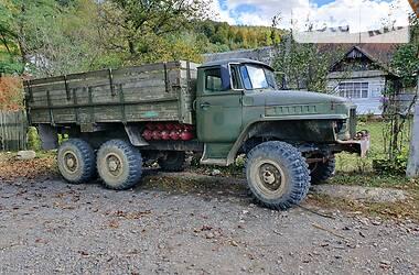 Урал 375 1988 в Сваляве
