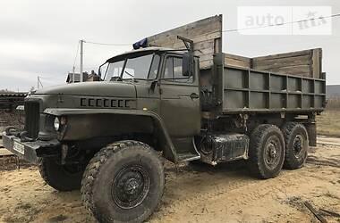 Урал 375 1983 в Камне-Каширском