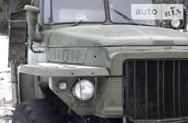 Урал 375 1988 в Яремче