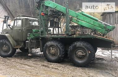 Урал 375 1989 в Рахове