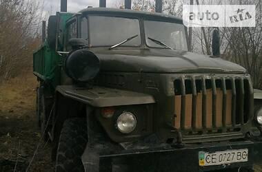 Урал 375 1983 в Маневичах