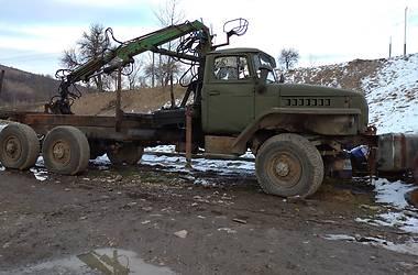 Урал 375 1982 в Дрогобыче