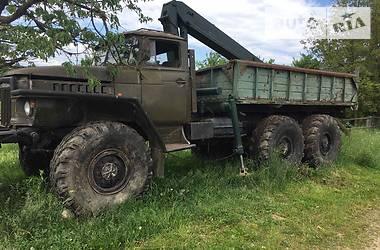 Лісовоз / Сортиментовоз Урал 375 1980 в Сторожинці