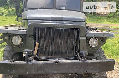 Самоскид Урал 375 1991 в Яремчі