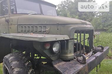 Тягач Урал 375 1995 в Чернівцях