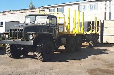 Урал 4320 1989 в Дубровице