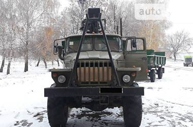 Урал 4320 1991 в Черкассах