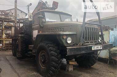 Урал 4320 1991 в Чернівцях