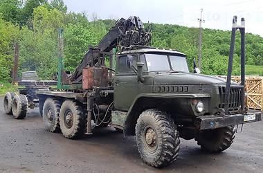 Урал 4320 1984 в Сваляве