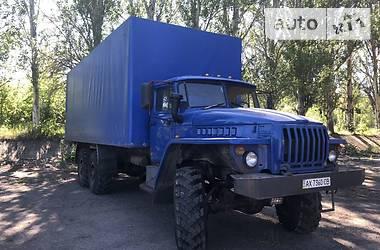 Урал 4320 1990 в Костянтинівці