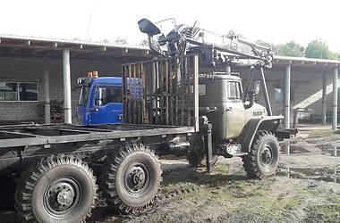 Урал 4320 1989 в Ковелі