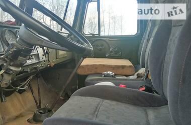Урал 4320 1981 в Каменке-Бугской