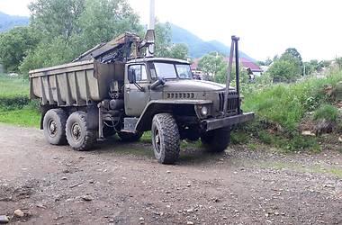 Урал 4320 1989 в Ивано-Франковске