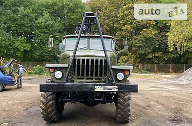 Урал 4320 1991 в Умани