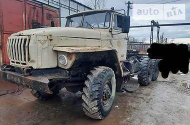Урал 4320 2000 в Рожнятове