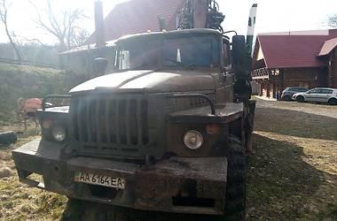 Урал 4320 1992 в Иршаве