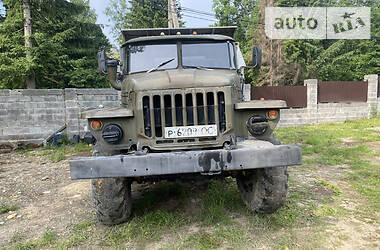 Самоскид Урал 4320 1989 в Яремчі