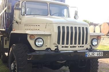 Урал 5557 1989 в Конотопі