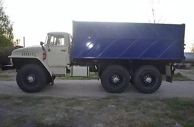 Урал 5557 1985 в Конотопе