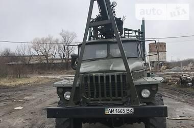 Урал 5557 1988 в Житомире
